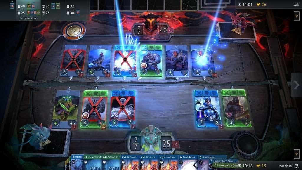Immagine del videogioco Artifact