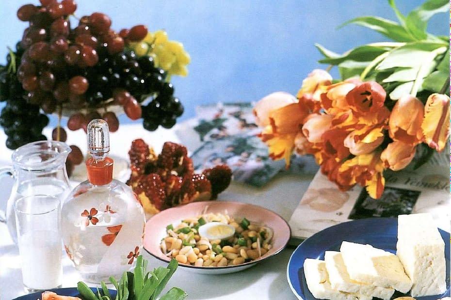 Aspetti alimentari balcani