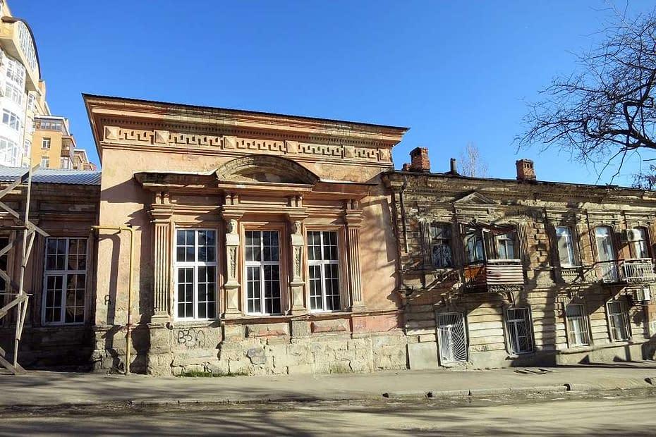 Orfanotrofio Rostov retro