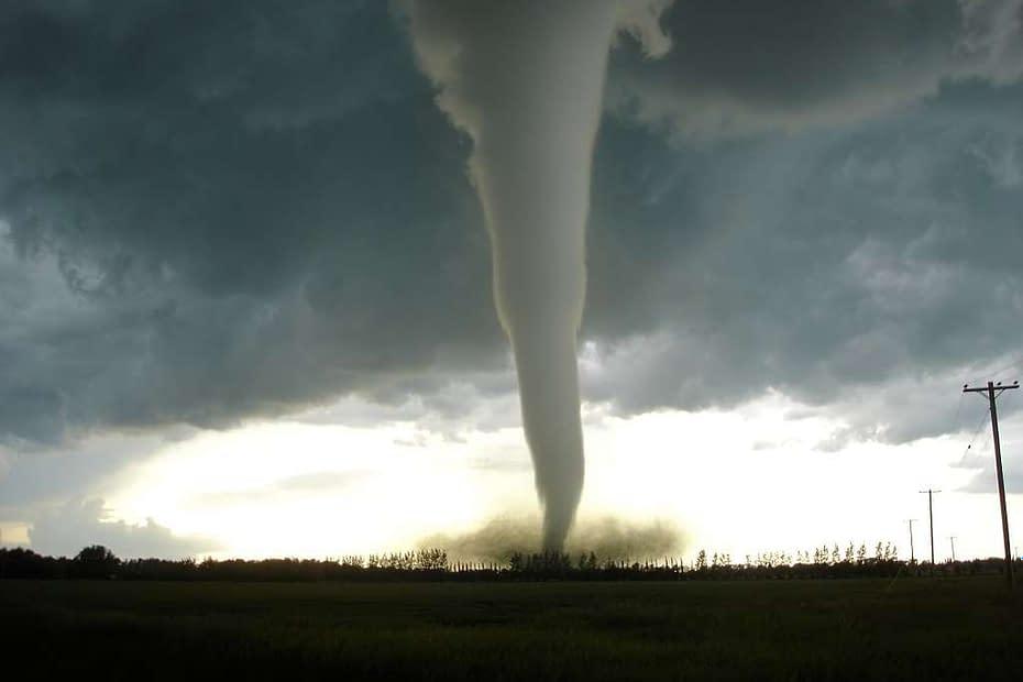 Viaggio USA Uragano