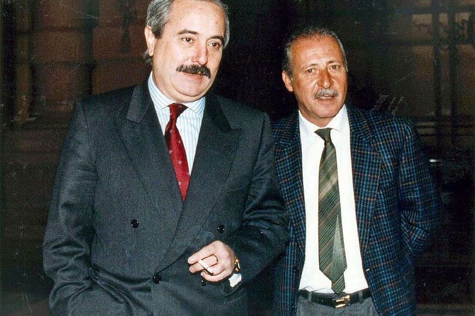 normativa antimafia falcone borsellino