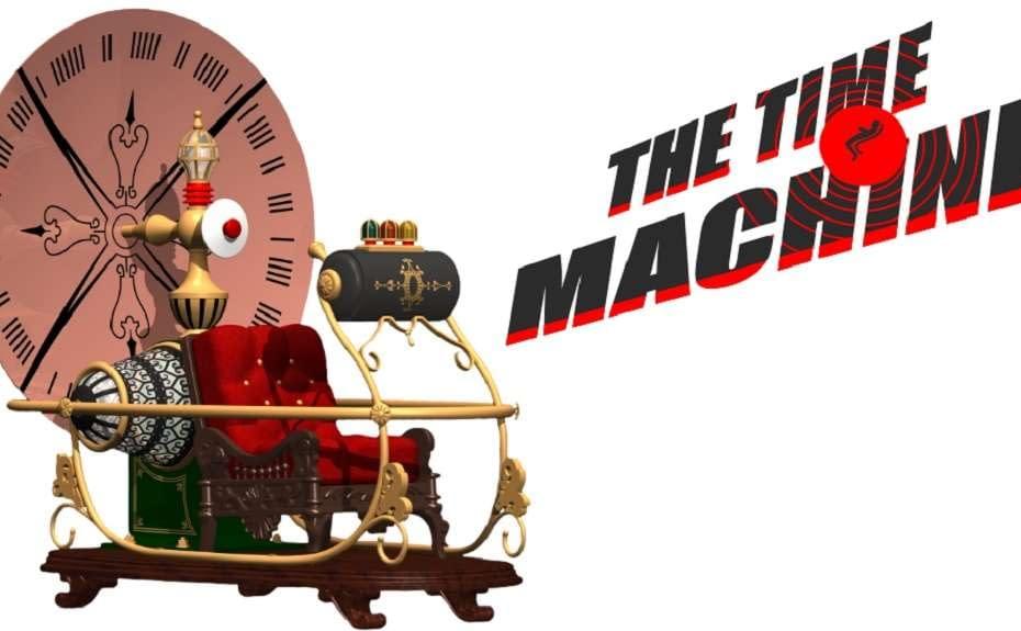 macchina del tempo