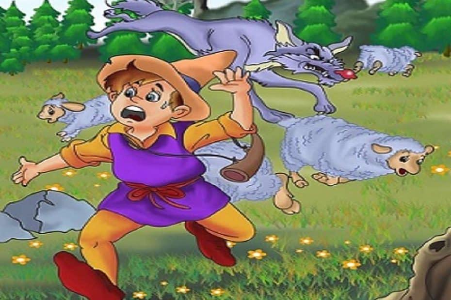 lupo e pastore