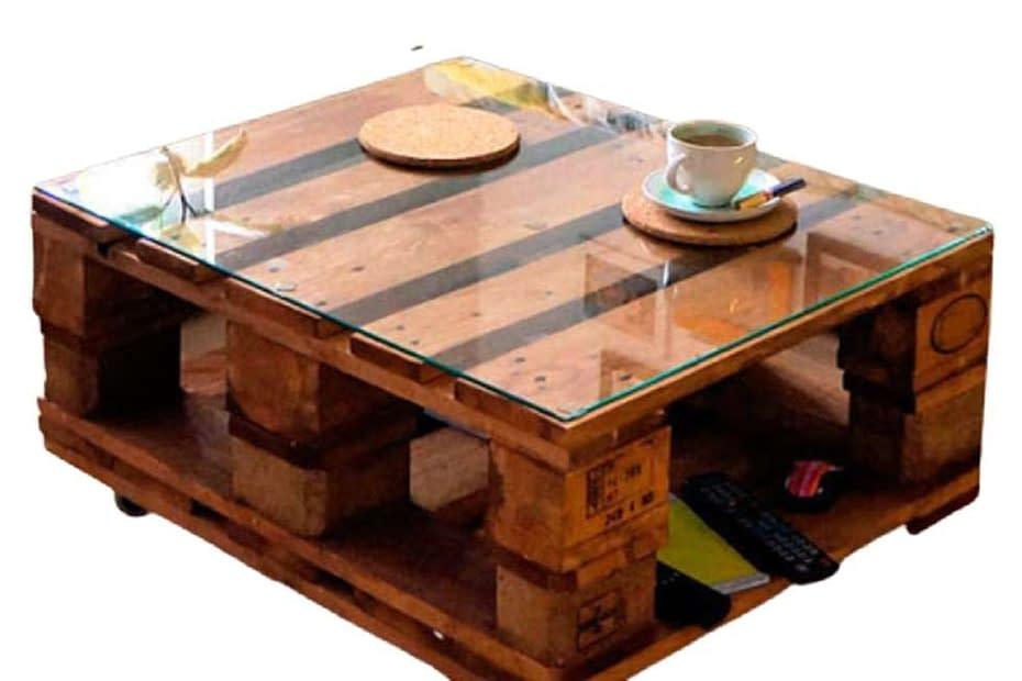 Tavolino fai da te