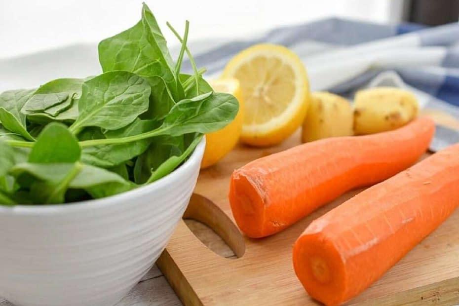 carote e spinaci e1610342288371