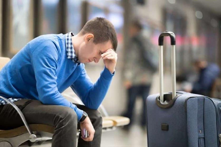 danno vacanza rovinata