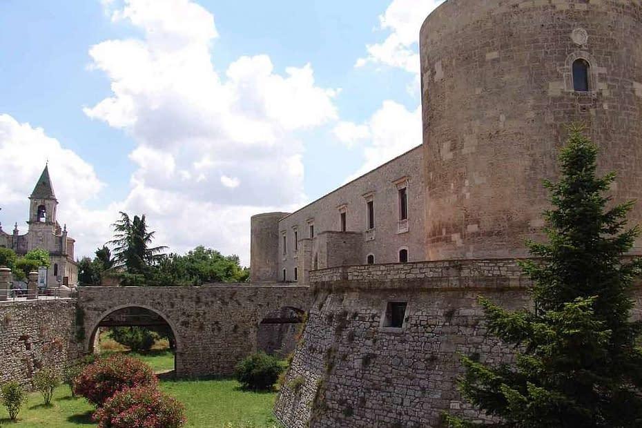Castello Venosa
