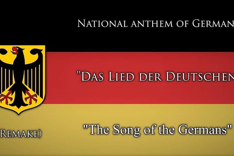 Il canto dei tedeschi