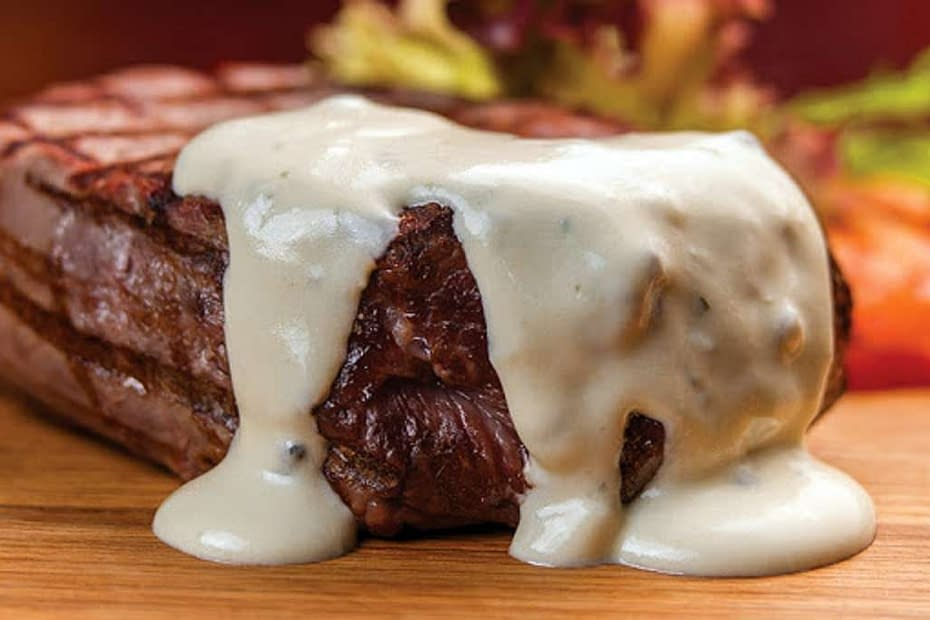bistecche al gorgonzola
